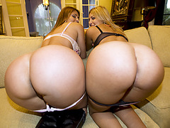 Monique Fuentes, Jazmyn - Ass Parade