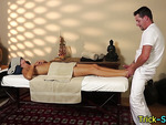 Massage babes feet fucked