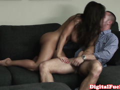 Busty milfs seduction of a young innocent guy