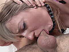 Poor gal Karla asshole fucked real rough