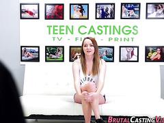 Bdsm teens rough banging