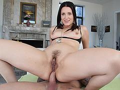 Horny Kimberly Kane getting banged