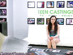 Teen coerced at casting