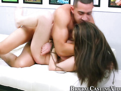 Squirter gets bdsm fucked