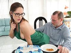 Horny hottie babe Akira Shell seduce her man to fuck hard