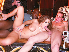 Private.com - Double Cumshot For Oksana D'Harcourt