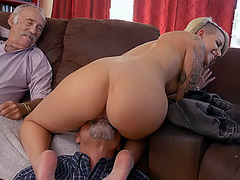 Horny hot chick loves to fuck hard in various angel