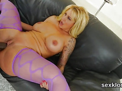Pornstar beauty gets her anal nailed with erected dick