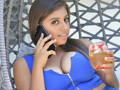 Ella Knox Gets Porked By Her Steppops And Her Stepbro