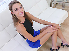 Horny hottie Ally Tate wanted a hard cock