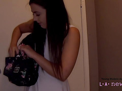 TEEN FUCKED AT CASTING AUDITION BY AGENT
