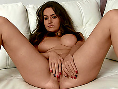 Lovely euro babe Kendra boned and jizzed