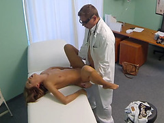 Gina needs cock to mend her dizziness