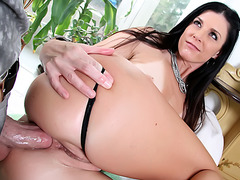 India Summer Drools Over Huge Dick