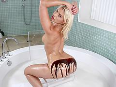 Big ass honey Anikka Albrite fucked hard