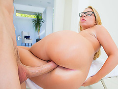 Sexy Katerina loves a huge cock in her pussy