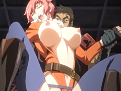 Chained hentai with bigtits gets tight wetpussy hard poked