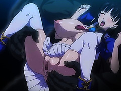 Hentai girl monsterfucked