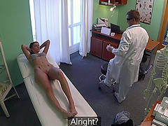 Hot Victoria gets fucked in doggystyle