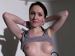 Gorgeous Belle gets doggystyle fucked