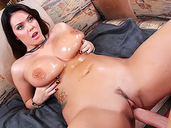 Alison Tyler's Pussy Got Pounded Hard