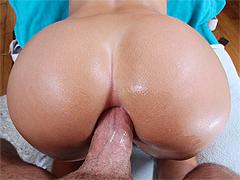 Candice Dare anal