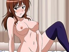 Hentai model posing