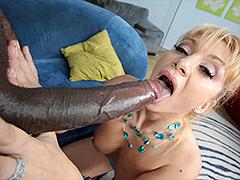 Lea Lexis interracial