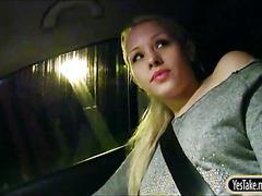 Teenie Lola Taylor fucked by stranger