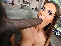 Jennifer Dark Interracial