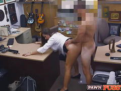 Hot Latina PawnShop Confession_clip6