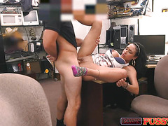 Latina whore sells ass for cash