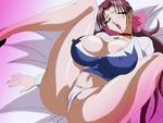 Hentai babe gets dp