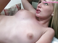 Teen couple fucking some girls and dude