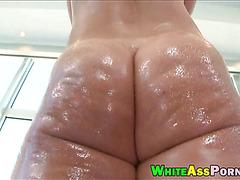 Big ass whore Dillion Harper railed hard