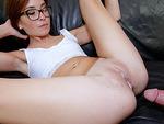 Kaylee Haze got her snatch receives cum
