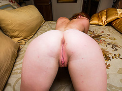Sultry Alex Tanner pounded by big cock