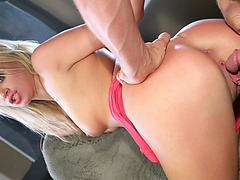 Hot Janie Summers pounded by the captain