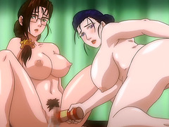 Hentai lezzy girls