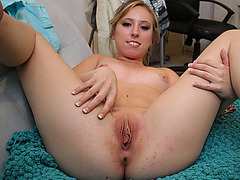 Lovely Sofie Carter needed to be fucked