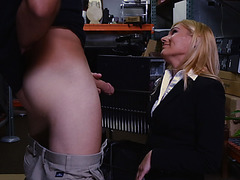 MILF Holly Gets Plowed