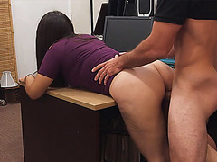 Sexy hottie babe loves a big juicy dick to fuck