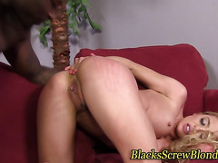 Interracial cum perkying