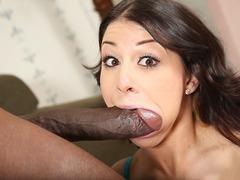 BBC slut Mia Gold enjoys Anal Sex with Mandingo