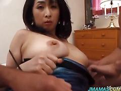 Eri gets rough fuck of her crack