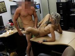 Sexy pornstar got her pussy fucked good