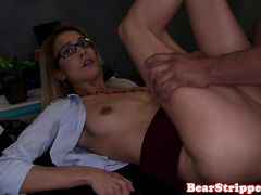 My girlfriend fucked at bachelorette party
