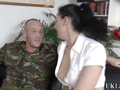 Fetish brit anal fucks