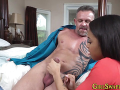Teen fucked and spunked