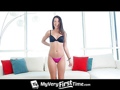 Lily Adams very first scene